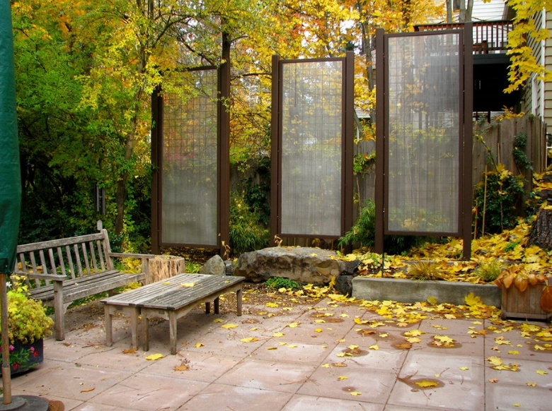 10+ Best Outdoor Privacy Screen Ideas for Your Backyard ...