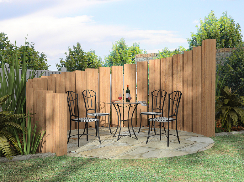 Wood Fence Ideas