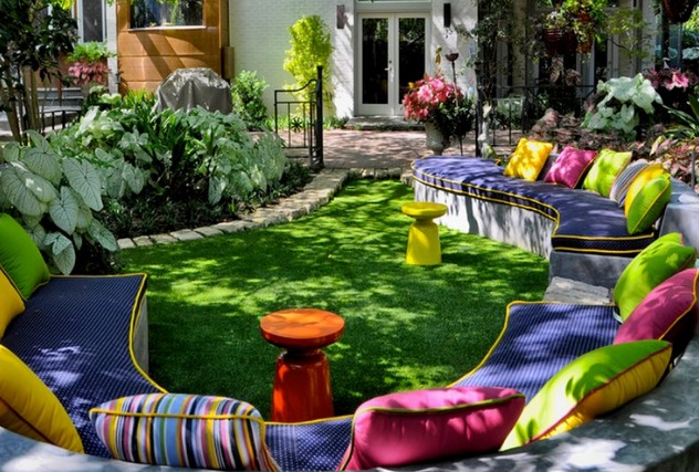 20 Attractive Ideas For Beautiful Backyard Home And Gardens
