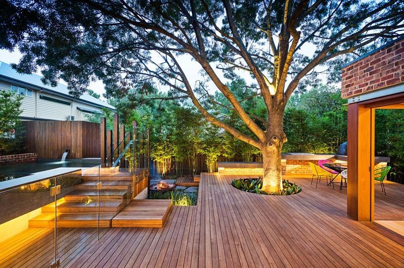 20+ Attractive Ideas for Beautiful Backyard - Home and Gardens