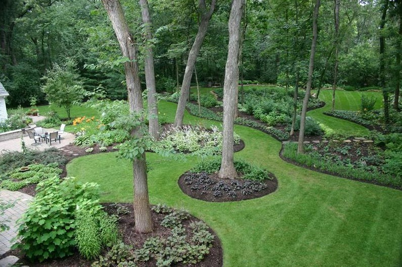 20+ Attractive Ideas for Beautiful Backyard - Home and Gardens on Beautiful Backyard  id=79839