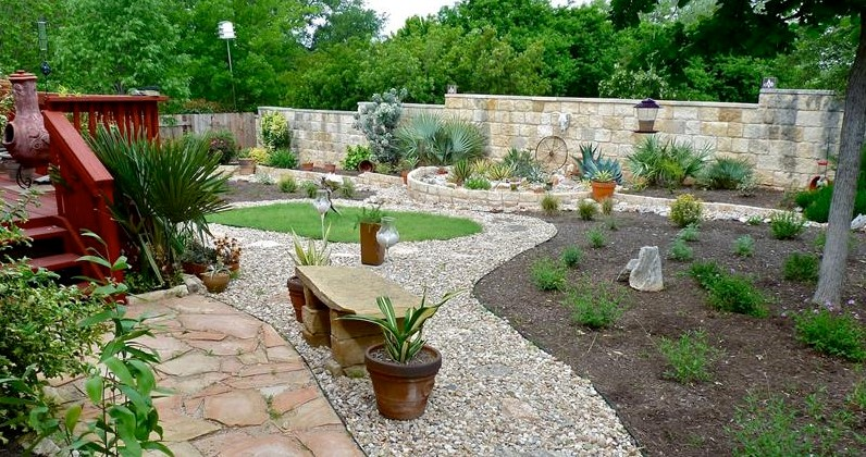 20+ Attractive Ideas for Beautiful Backyard - Home and Gardens on Stunning Backyards  id=83451