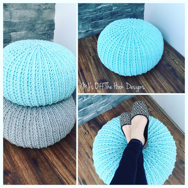 turquoise sitting pillows