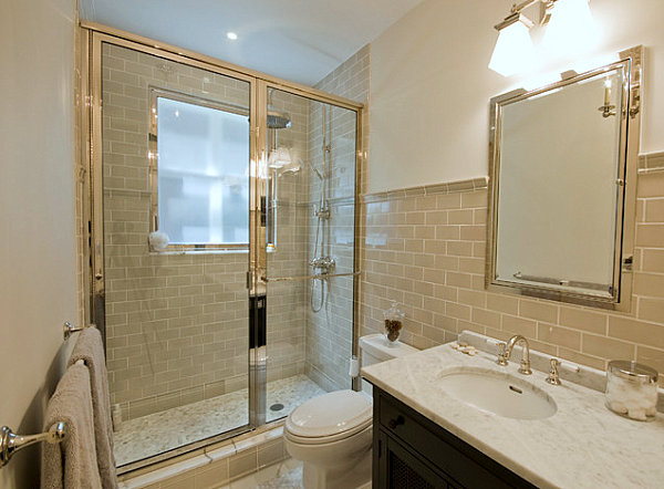 Small Bathroom Remodel Ideas For Washing In Style Home And Gardens - 3 piece bathroom remodel