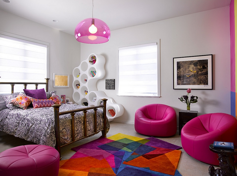 A Trendy Compromise on Decor to Design and Decorate a Kids' Room
