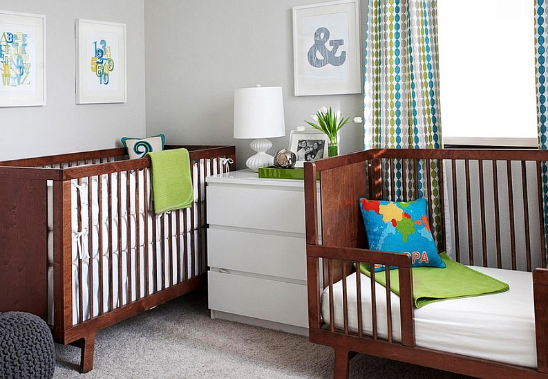 Picking a Classy Color Palette to Design and Decorate a Kids' Room