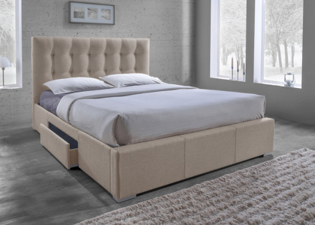 The Simple Bed