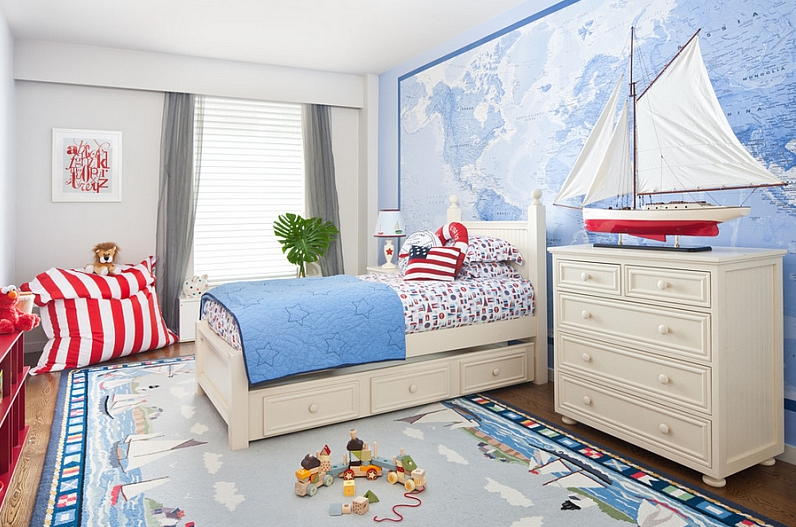 Toys, Accessories and Textiles to Design and Decorate a Kids' Room