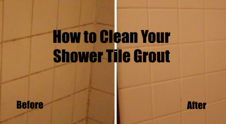 How To Clean Grout In Shower With Environmentally Friendly - Can you bleach tile grout