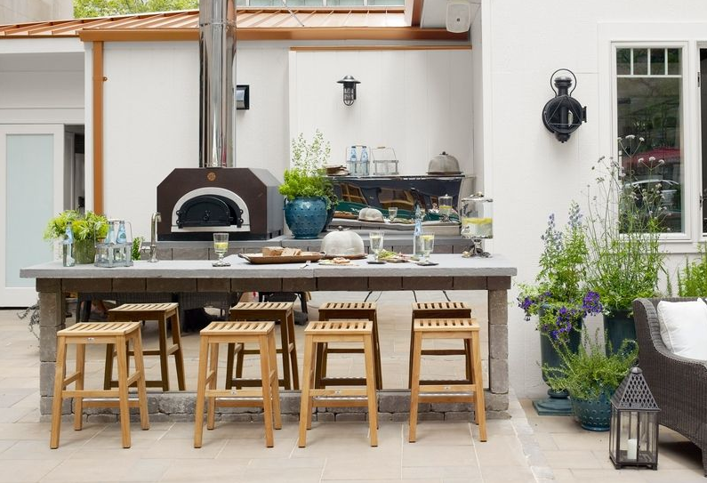 Outdoor Kitchen Ideas 10