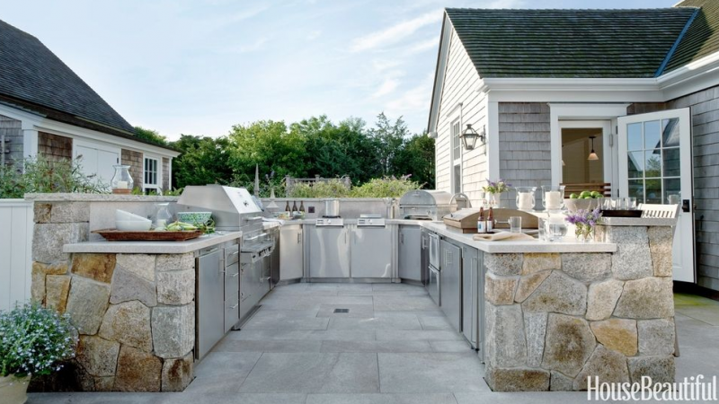 Outdoor Kitchen Ideas 9