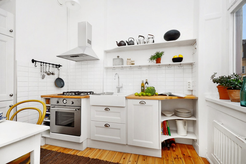 Unique Small Kitchen Ideas You Can Use 13