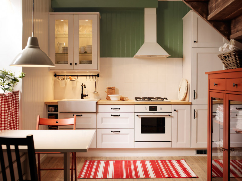 Unique Small Kitchen Ideas You Can Use 14