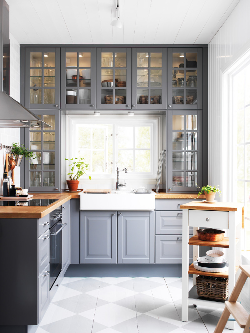 Unique Small Kitchen Ideas You Can Use 18