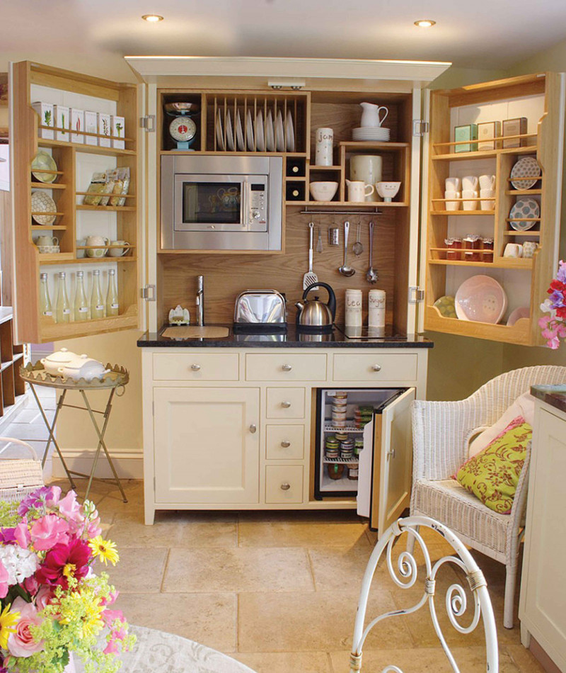 Unique Small Kitchen Ideas You Can Use 3