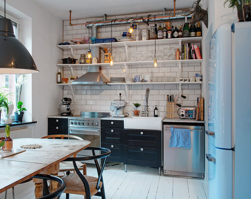 Unique Small Kitchen Ideas You Can Use 6