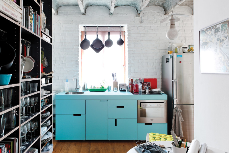 Unique Small Kitchen Ideas You Can Use 9