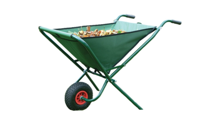 Bosmere W302 Folding Wheelbarrow 1