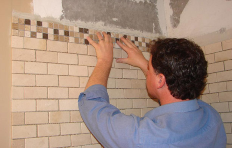 Learn how to tile a shower the right way 1