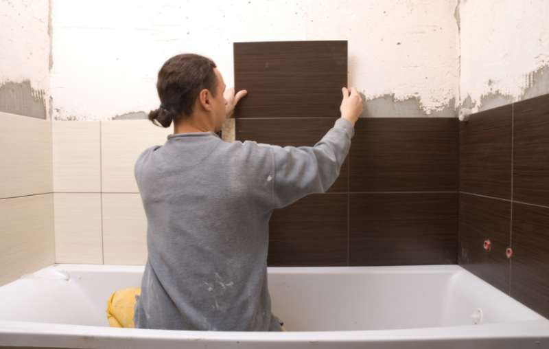 Learn how to tile a shower the right way 3
