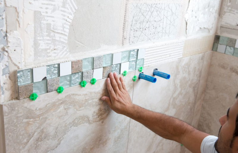 Learn how to tile a shower the right way