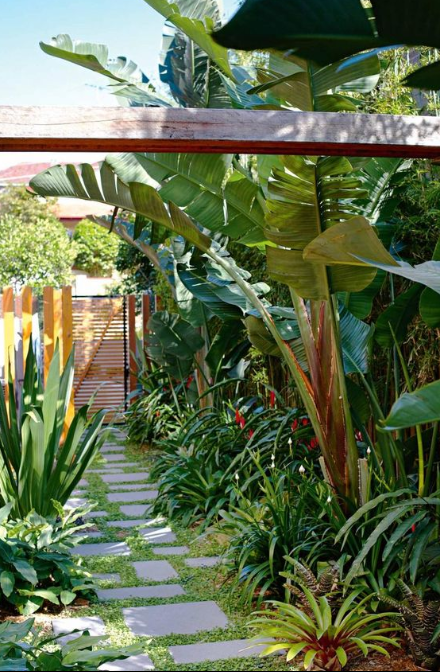 25+ Best Tropical Garden Design Ideas - Home and Gardens on Tropical Patio Ideas id=19353