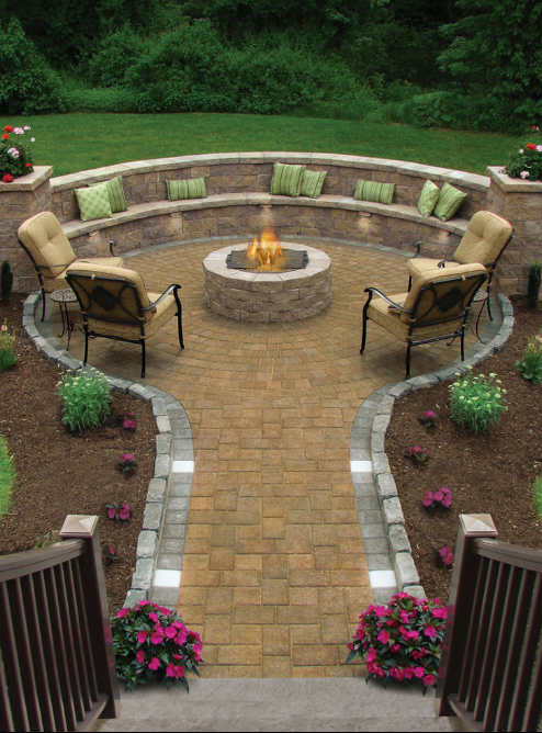 fire-pit-traditional-patio-providence