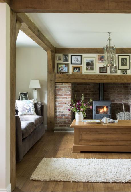135 best farmhouse living room decor ideas for 2018 home - Images of living room decor ...