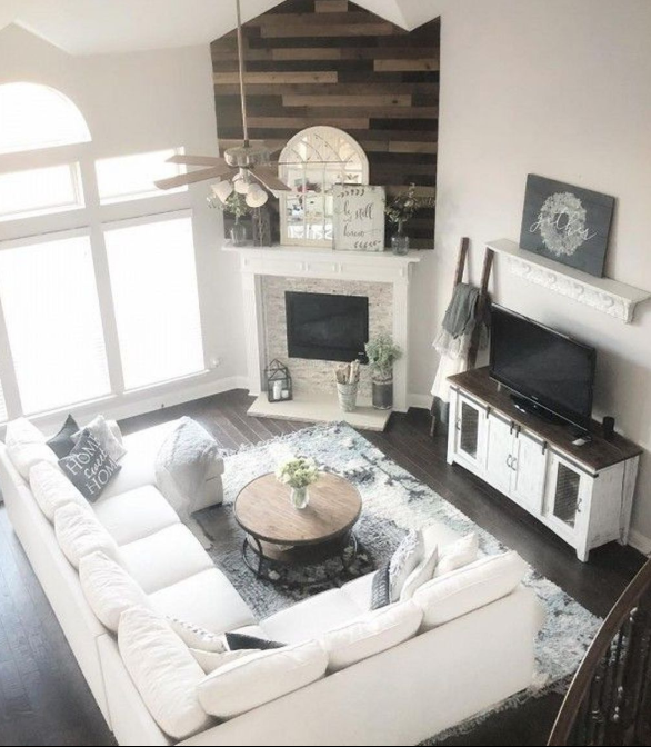 Farmhouse Living Room
