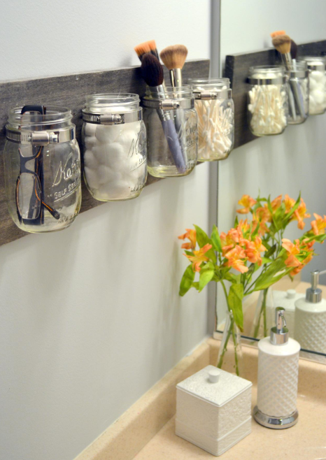 Bathroom Storage Ideas - Simple, Cheap and Effective