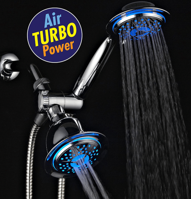 Power Spa Shower with Air Turbo Technology
