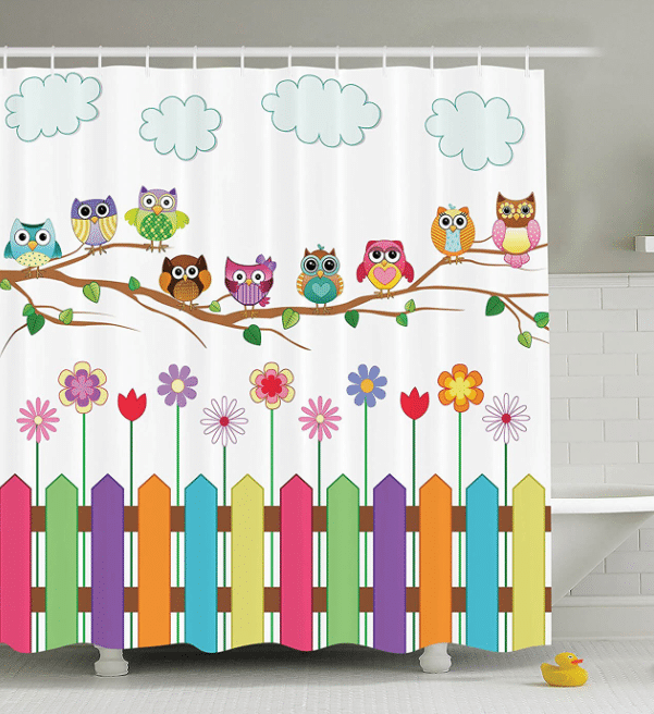 Cute Country Owls Design
