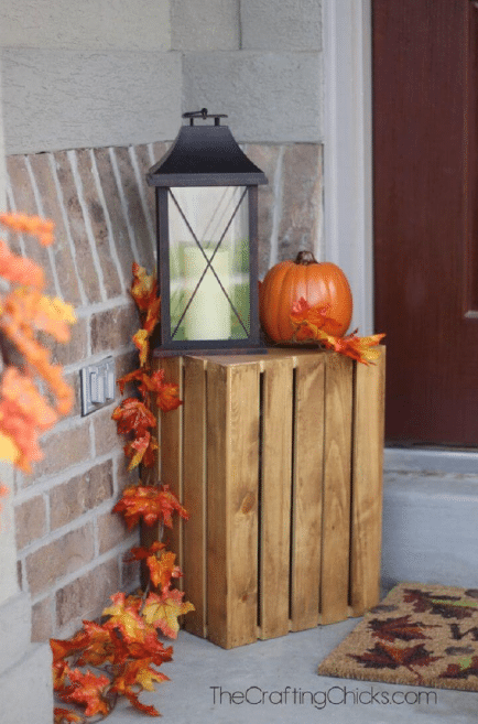 Fall Front Door Decor Ideas 5