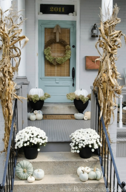 Fall Front Door Decor Ideas 2
