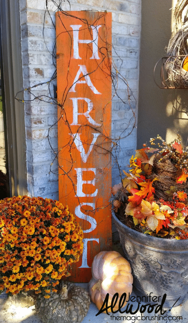 Fall Front Door Decor Ideas 7