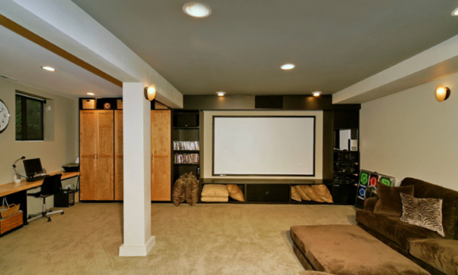 Top 10 Best Home Theater Design Ideas for 2019 - Home and ...