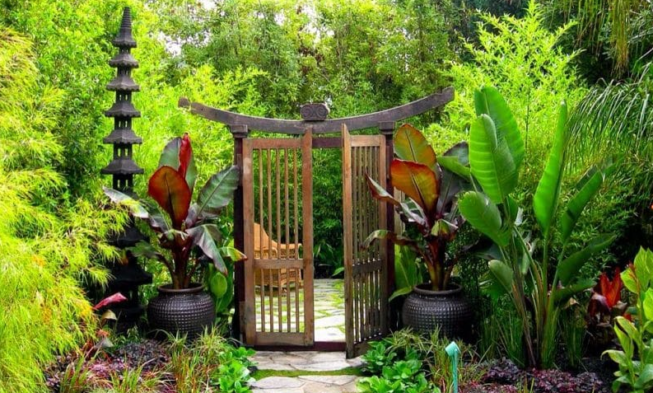 35 Beautiful Flower Garden Gate Ideas Designs And Pictures Home