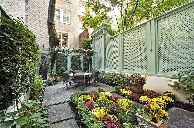 garden design ideas - Minty Green