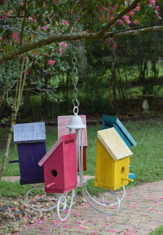 Birdhouse Ideas for the Garden
