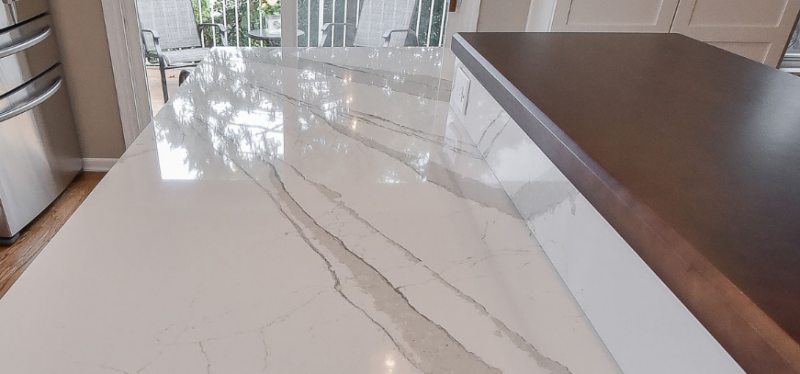 Countertops With Character – Veining and Patterns