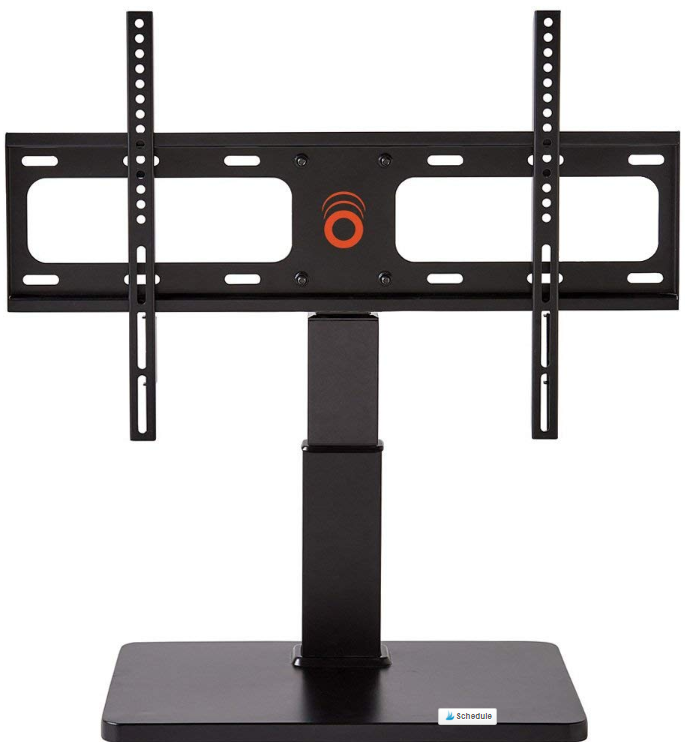 ECHOGEAR Universal Tabletop TV Swivel Stand