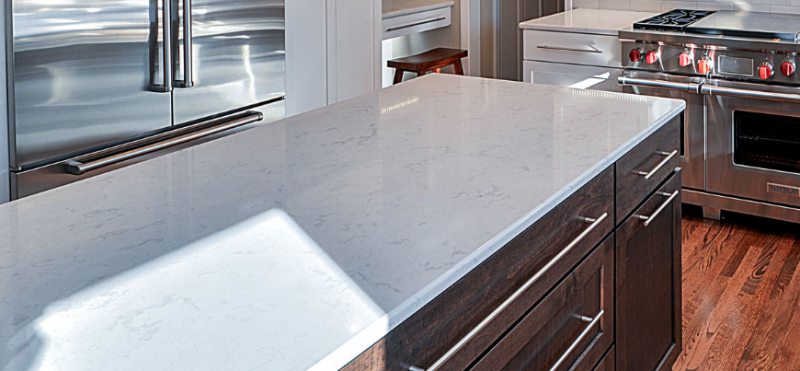 Kitchen Countertops - Unexpected Neutral Tones and Trends