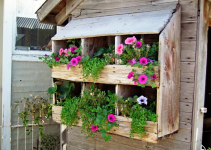 Vertical Garden Ideas - Repurpose Old Items for a Fresh New Look