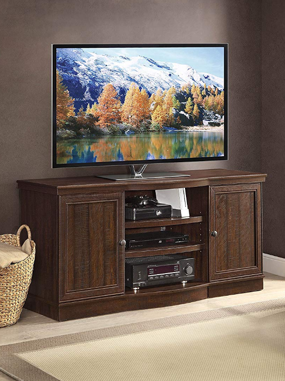 Wooden Tv Stands - Whalen Furniture Arvilla Console, 70-Inch