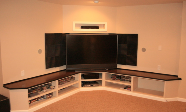 37 Creative Diy Corner Tv Stand Designs And Ideas For Your
