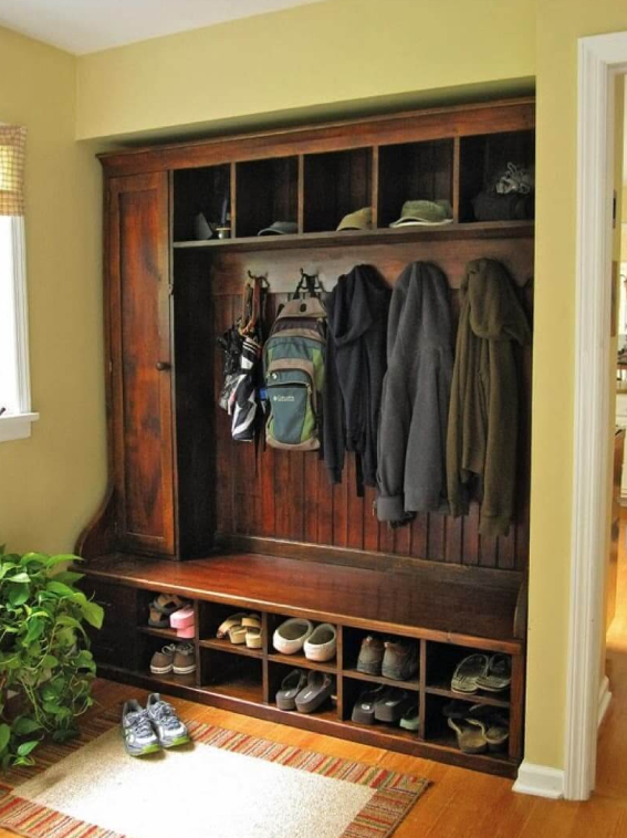 Classic Mudroom Ideas