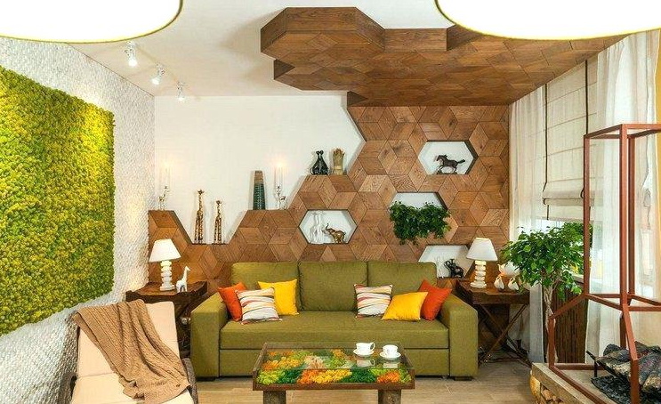 Indoor Moss Decorative Ideas 1