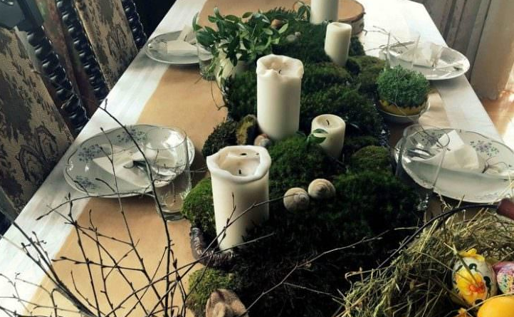 Indoor Moss Decorative Ideas 14