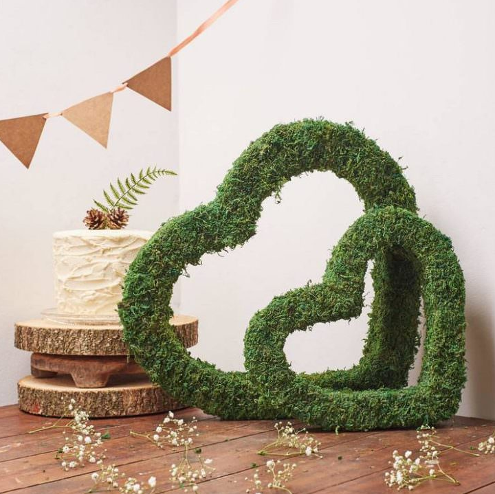Indoor Moss Decorative Ideas 20