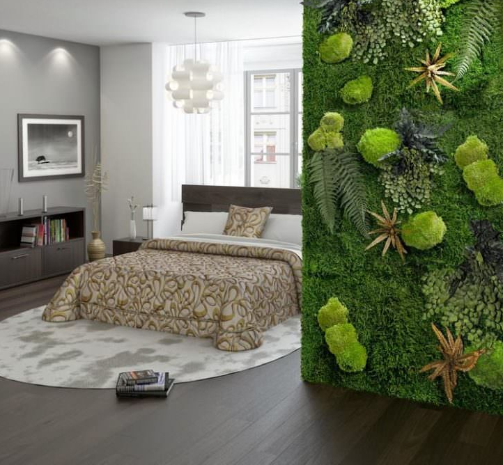 Indoor Moss Decorative Ideas 9